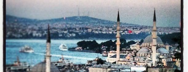 Ağa Kapısı is one of Istanbul'da Manzara.