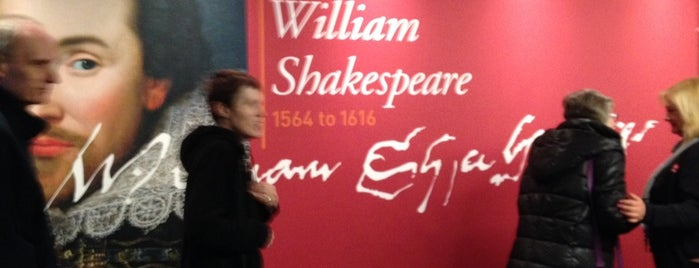 The Shakespeare Centre is one of When you travel.....