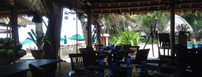 Coco's Beach Restaurant is one of Bali.