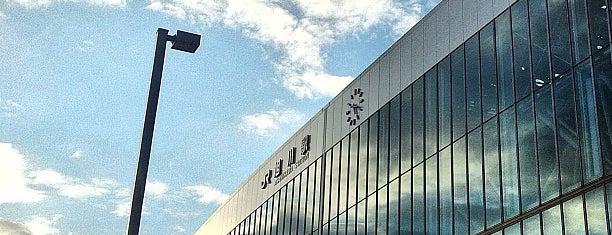 Asahikawa Station (A28) is one of JR 홋카이도역 (JR 北海道地方の駅).