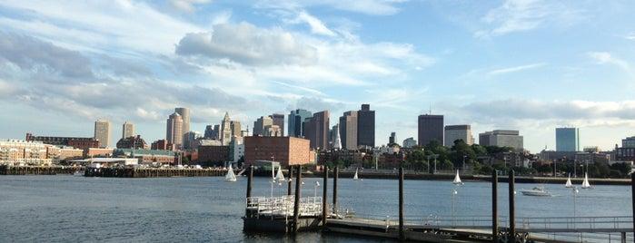 Charlestown Navy Yard is one of Boston.