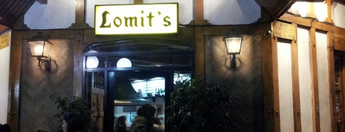 Lomit's is one of Orte, die Tomás gefallen.