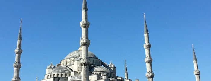 Голубая мечеть is one of My Istanbul.