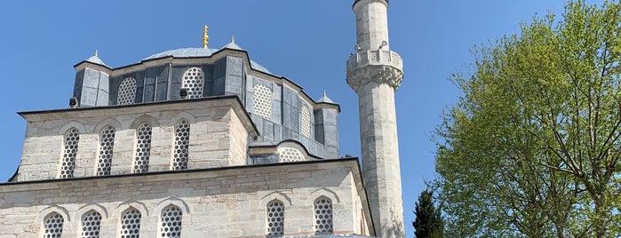 Kazasker İvaz Efendi Camii is one of gezilen beğenilen mekânlar.