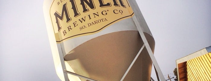 Miner Brewing Company is one of Rapid City.