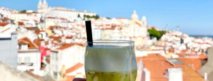Rooftop / Terrace Memmo Alfama is one of Lisbon.