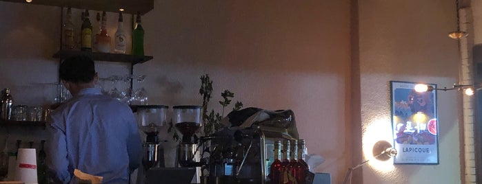 concent coffee bar is one of ♠ 가로수길 지역전문가 ♠.