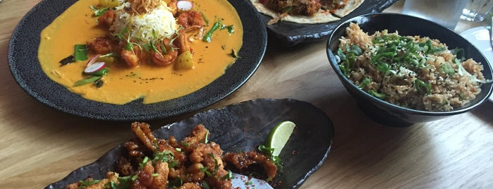 Chai Ki is one of New London Openings 2015.