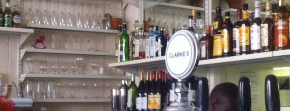 Clarke's Bar & Dining Room is one of Cape Town + Winelands.
