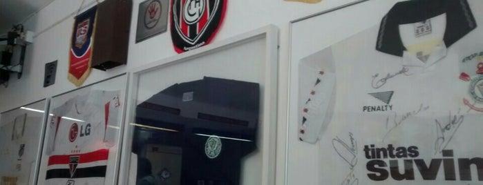 Bar CDF *Coisas de Futebol* is one of Patrícia 님이 저장한 장소.