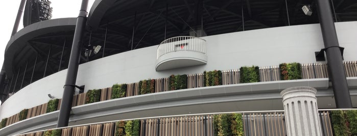 Ota Stadium is one of Lugares guardados de Hide.