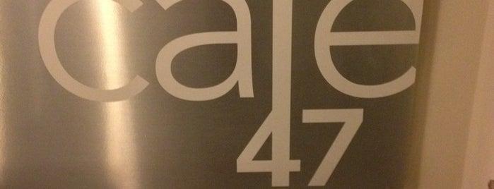 Cafe 47 is one of Lugares favoritos de Karl.