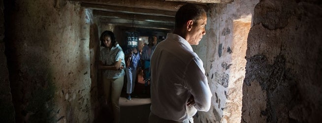 President Obama & the First Lady's trip to Africa