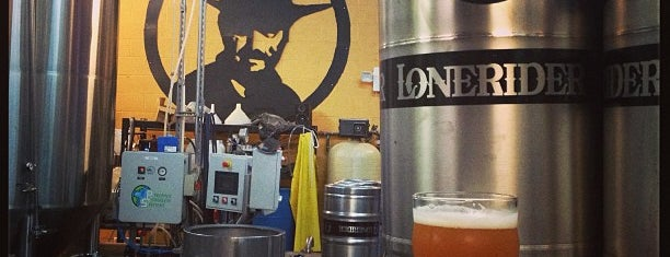 Lonerider Brewing Company is one of Triangle Craft Beer.