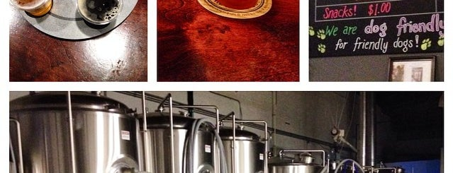 Nickelpoint Brewing is one of NC Craft Breweries.