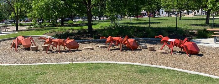 Alliance Children's Garden is one of Austin.