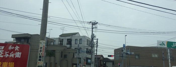 栄図書館入口交差点 is one of Maruyama's Liked Places.