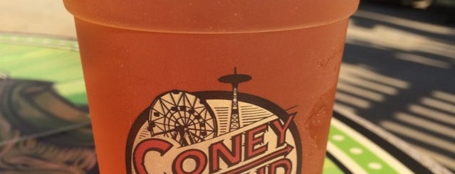 Coney Island Brewing Co. is one of Locais salvos de Irene.