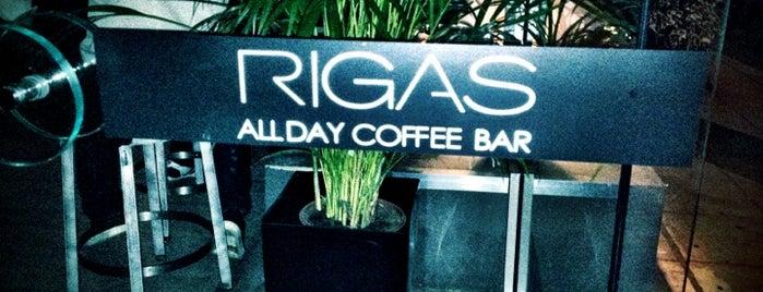 Rigas is one of Locais curtidos por Sotiris T..