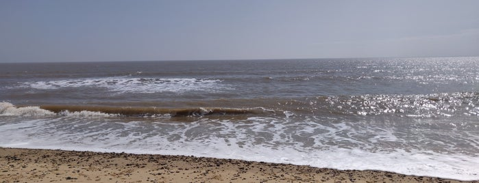 Walberswick Beach is one of Southwold 2018.