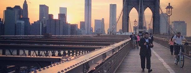 Pont de Brooklyn is one of NYC Arts.
