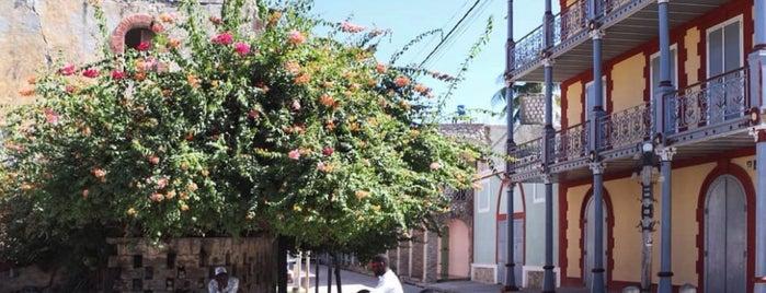Jacmel is one of Haïti/Ayiti.