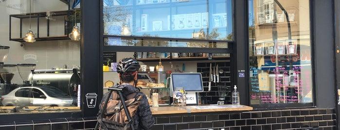 La Bici - Café de Especialidad is one of Cafe.