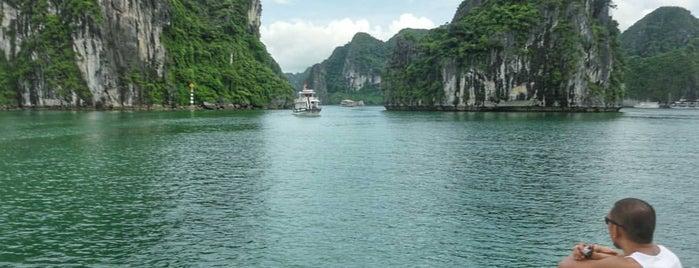 Vịnh Hạ Long (Ha Long Bay) is one of Vietnam.