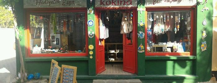 Kokina is one of Alışveriş.