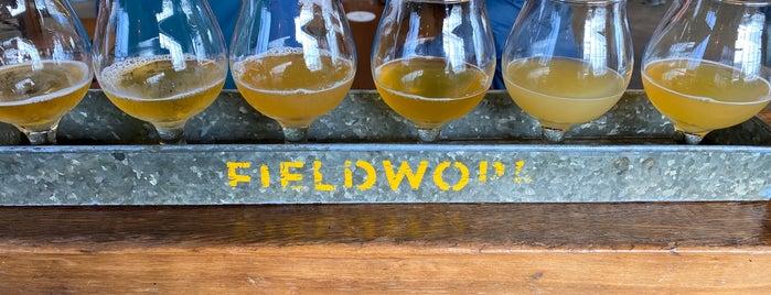Fieldwork Brewing Company is one of Orte, die Mauricio gefallen.
