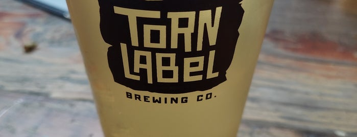 Torn Label Brewing Company is one of BBQ Trip.