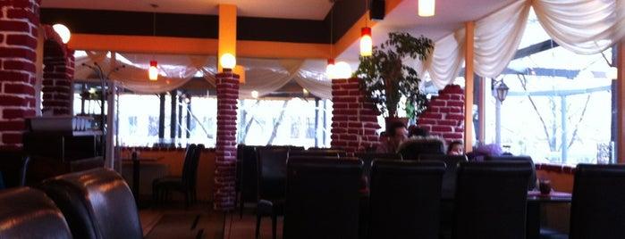 Aratat - Turkish Restaurant is one of สถานที่ที่ Besim ถูกใจ.