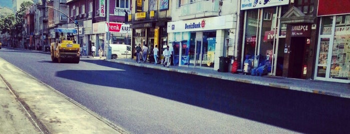 Kıbrıs Şehitleri Caddesi is one of Gizem 님이 좋아한 장소.