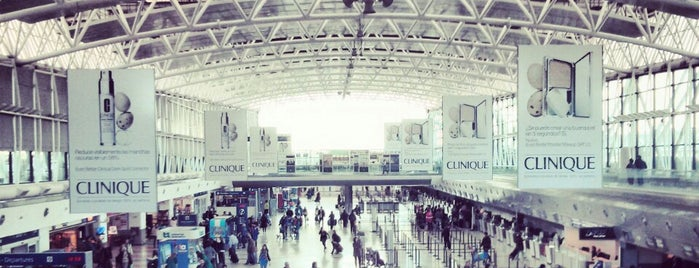Aeropuerto Internacional de Ezeiza - Ministro Pistarini (EZE) is one of Part 2~International Airports....