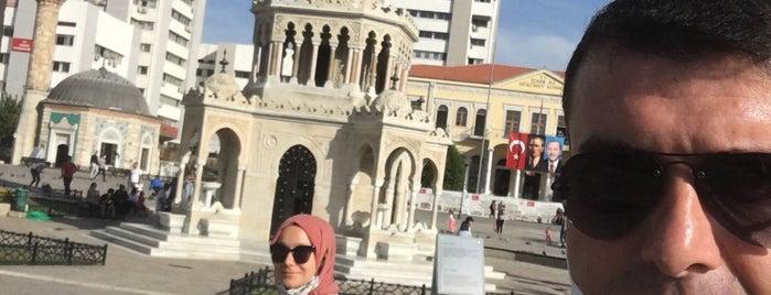 Konak Meydanı is one of Orte, die Ekrem gefallen.