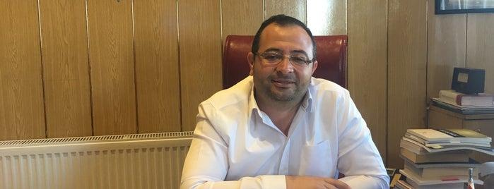 Kayıhan Belediyesi- Afyon is one of Posti che sono piaciuti a Ekrem.