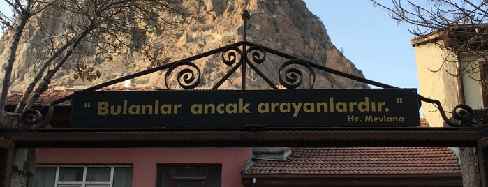 Afyonkarahisar is one of Lieux qui ont plu à Ekrem.