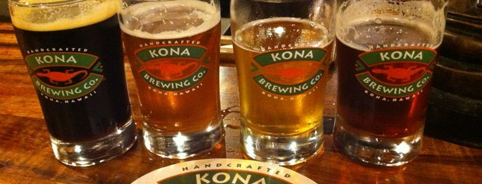 Kona Brewing Co. & Brewpub is one of America's Best Breweries.