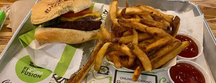 BurgerFi is one of American.