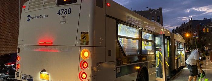 MTA Bus - 4th Ave & 86 St (B1/B16/S53/S79-SBS) is one of ercole.