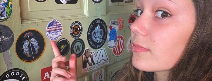 Jack Brown's Beer & Burger Joint is one of rva.