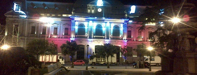 Plaza Belgrano is one of Argentina Vacation Ideas.