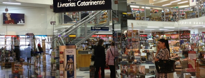 Livrarias Catarinense is one of Kárenさんのお気に入りスポット.