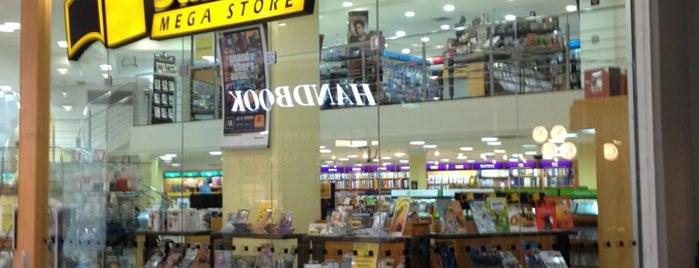 Saraiva MegaStore is one of Lieux qui ont plu à Jaqueline.