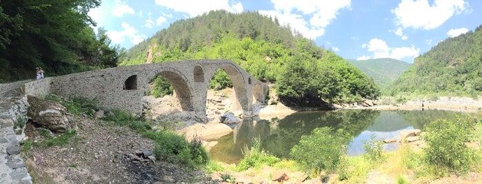 Дяволският Мост - The Devil's Bridge is one of Dustin Thewind : понравившиеся места.