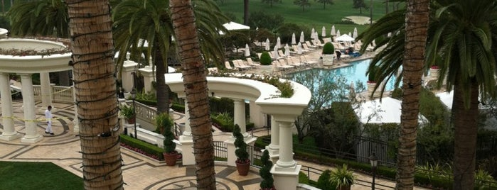 Monarch Beach Resort is one of OC's Best.
