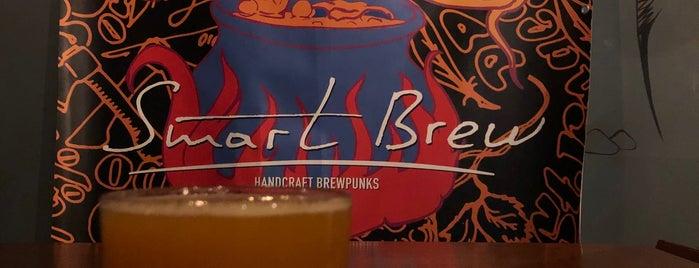 SpielBEERg is one of Крафтовое пиво в Москве.