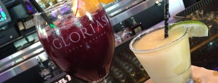 Gloria's is one of Favorite Brunch Spots.