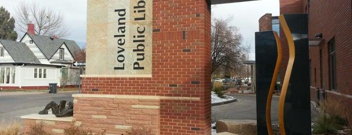 Loveland Public Library is one of Loveland Local Kids & Family.