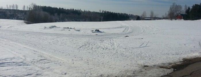 Kuninkaantie is one of Espoo.